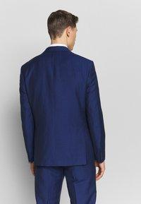 Tommy Hilfiger Tailored - PIECE WOOL BLEND SLIM SUIT - Garnitur - blue - 3