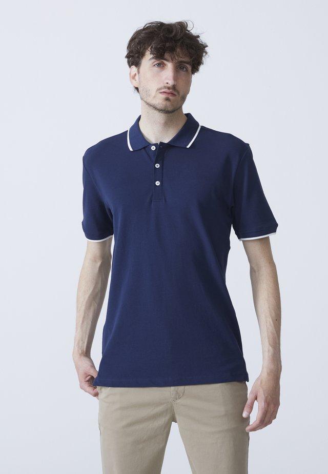 STEFAN - Poloshirts - dark blue