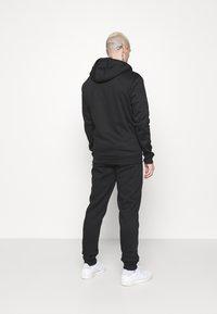 Brave Soul - LANISTER - Zip-up hoodie - jet black - 5