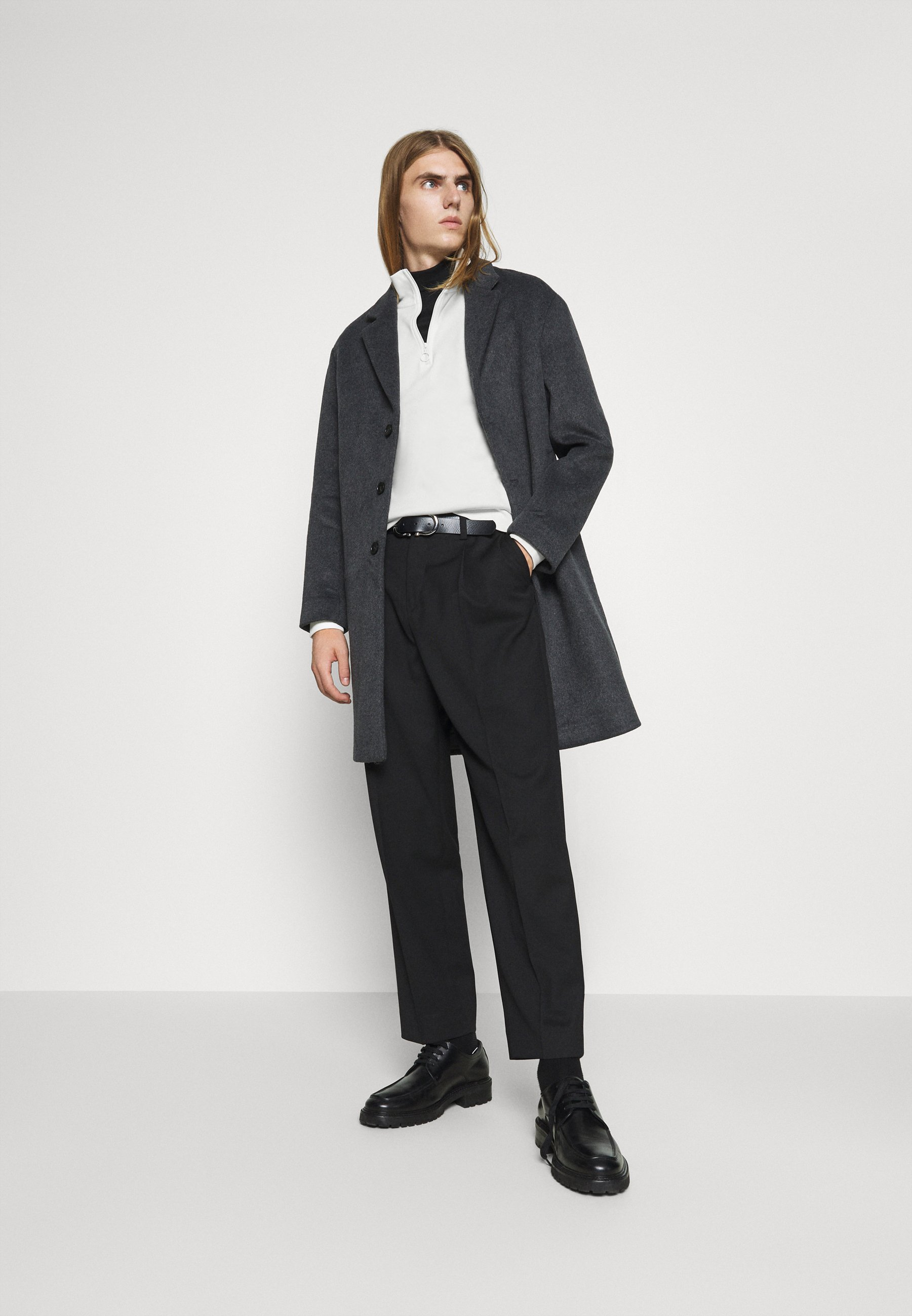 Drykorn Rhagar - Sweatshirt Weiss/svart