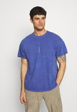 PARIS - T-shirt basique - blue