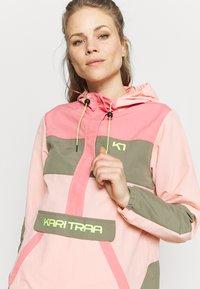 Kari Traa - SIGNE ANORAK - Outdoor jacket - light pink - 4