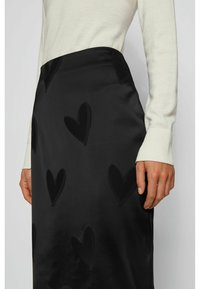BOSS - Pencil skirt - patterned - 3