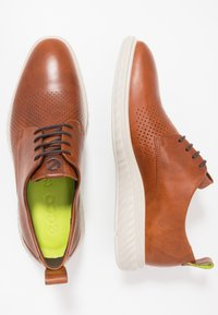 ECCO - ST.1 HYBRID LITE - Casual lace-ups - amber - 1