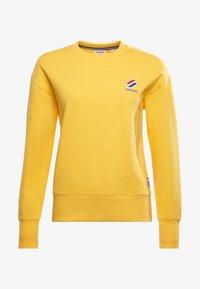 nautical yellow