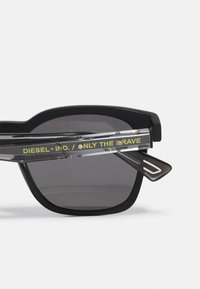 Diesel - Sunglasses - matte black/smoke - 2