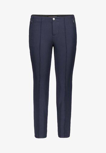 ANNA  - Trousers - dark blue