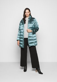 Persona by Marina Rinaldi - PACOS - Down coat - turquoise - 1