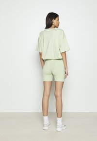 Missguided - COORD & CYCLING  MISSGUIDED SET - Shorts - green - 2