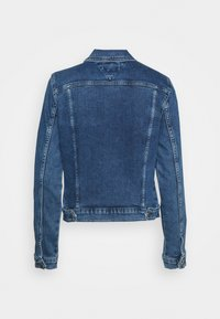 Tommy Jeans - VIVIANNE SLIM DENIM TRUCKER NMBS - Denim jacket - blue denim - 1