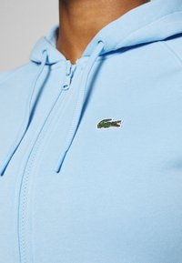 Lacoste Sport - veste en sweat zippée - overview - 4