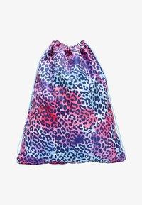Next - COBALT ANIMAL PRINT DRAWSTRING BAG - Drawstring sports bag - pink - 1