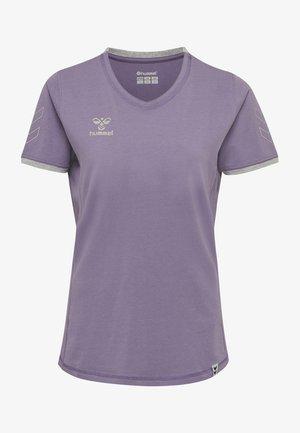 Basic T-shirt - cadet