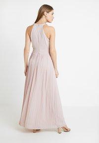 TFNC Maternity - EXCLUSIVE PRAGUE DRESS - Occasion wear - new mink - 2