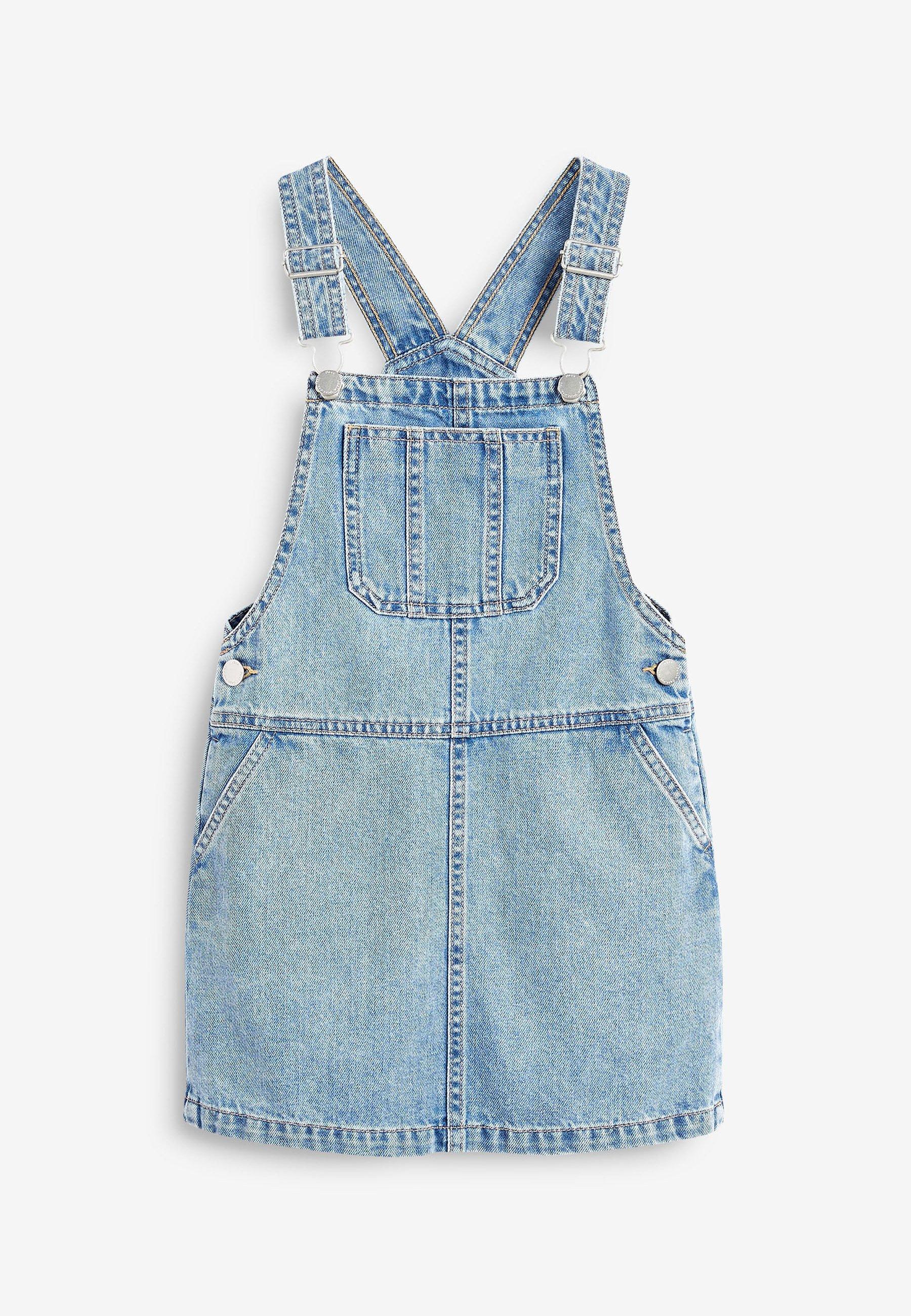 Bambini PINAFORE - Vestito di jeans