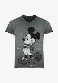 HANGOWEAR - Print T-shirt - anthrazit - 0