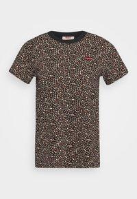 Levi's® - PERFECT TEE - Print T-shirt - garden ditzy caviar - 3
