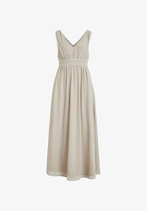 VIMILINA LONG DRESS - Robe de cocktail - dove