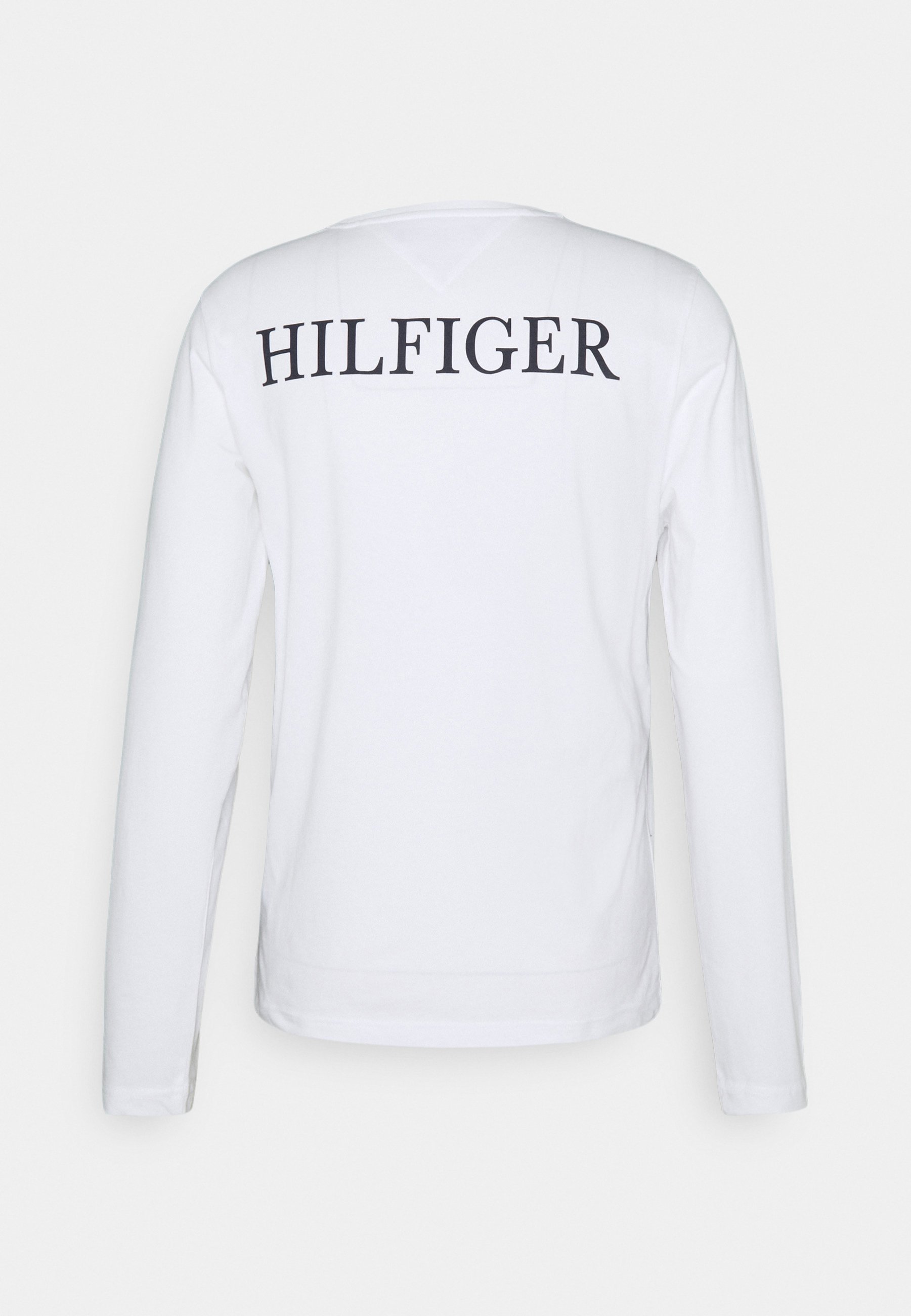 Uomo LOGO ON BACK TEE - Maglietta a manica lunga