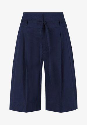 Kraťasy - navy-blau