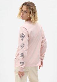 Dickies - HARMONY  - Long sleeved top - light pink - 2