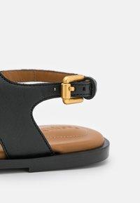 See by Chloé - HANA - T-bar sandals - black - 6
