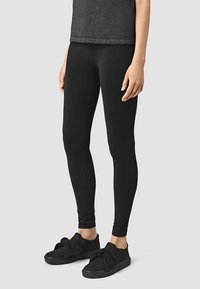 AllSaints - BRI - Leggings - Trousers - black - 2