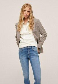 Mango - ISA - Jeans Skinny Fit - medium blue - 3