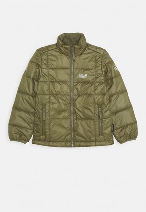 ARGON JACKET KIDS - Outdoor jacket - burnt olive