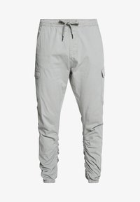 LAKELAND - Cargo trousers - light grey