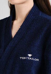 TOM TAILOR - BASIC KIMONO - Dressing gown - navy - 3