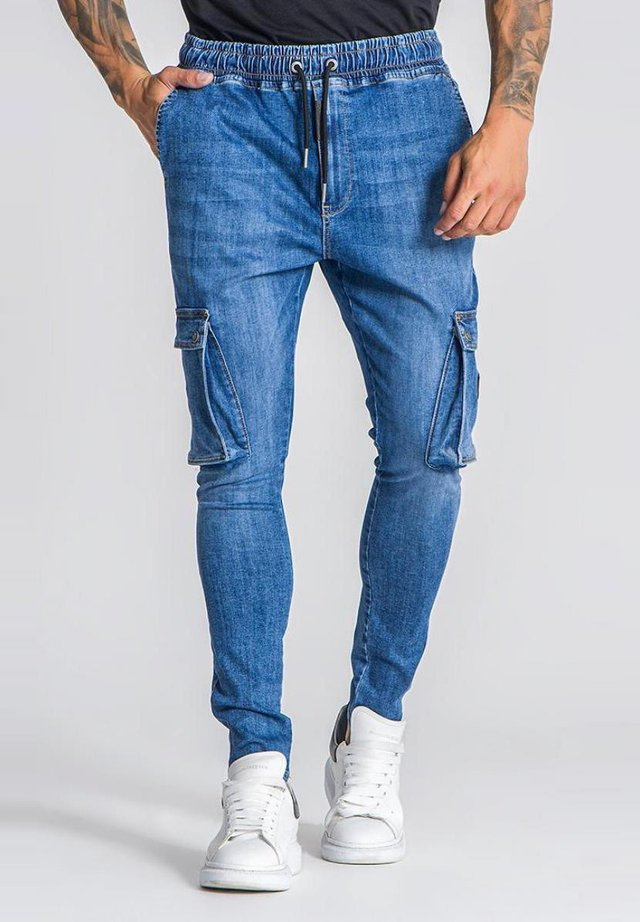 Jeans fuselé - medium blue