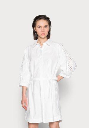 PRICILLA DRESS - Shirt dress - off-white