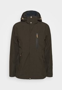 Icepeak - ALLSTED - Outdoor jacket - dark green - 4