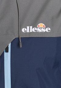 Ellesse - MEDRELLO - Giacca leggera - dark grey - 6
