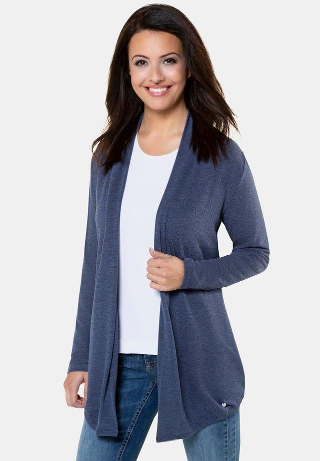 Vest - meeresblau