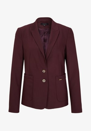 MIT STITCHINGS - Blazer - berry