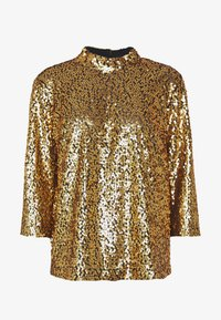 JUST FEMALE - TROYE BLOUSE - Bluser - troye gold - 5