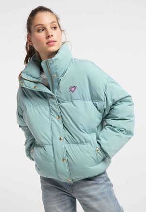 Winter jacket - mint