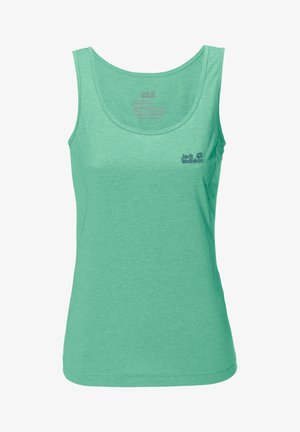 Top - pacific green