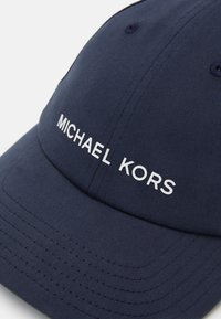 Michael Kors - CLASSIC LOGO SNAP BACK UNISEX - Casquette - dark midnight - 5
