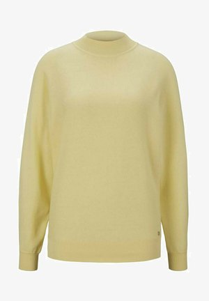 Strikpullover /Striktrøjer - soft yellow