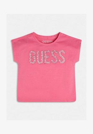 NIETEN - Camiseta estampada - mehrfarbe rose