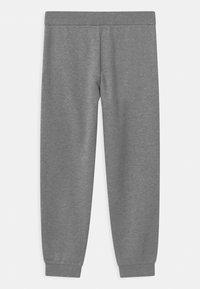Emporio Armani - EA7 PANTALONI - Teplákové kalhoty - medium grey melange - 1