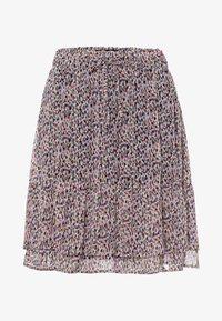 zero - A-line skirt - magenta rouge - 4