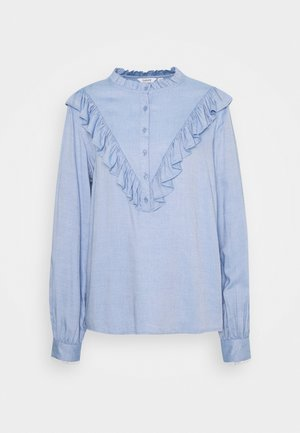 FAUSTINE  - Blouse - country blue melange