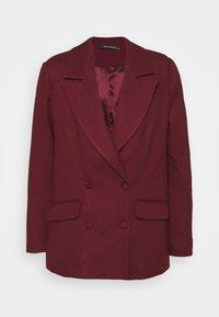 Trendyol - Blazer - burgundy - 0