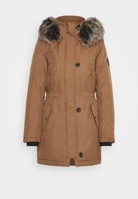 ONLIRIS - Winter coat - toasted coconut