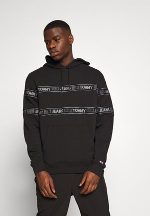 TONAL  - Sweat à capuche - black