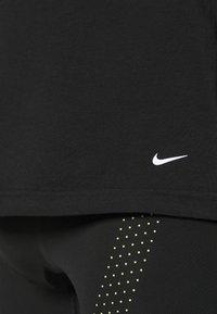 Nike Underwear - CREW NECK 2 PACK - Aluspaita - black - 4